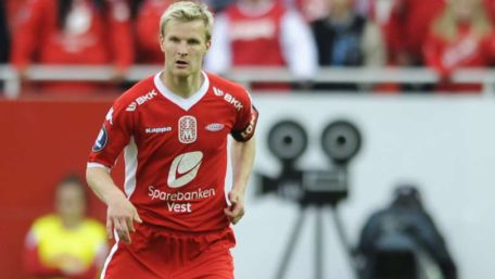 Christian Kalvenes, kaptein for Brann